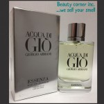 ACQUA GIO ESSENZA By Giorgio Armani For Men - 2.5 EDP SPRAY